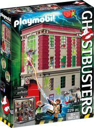 Playmobil Ghostbusters Feuerwache