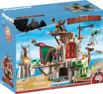 Playmobil Dragons Berk