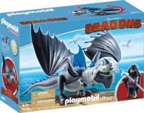 Playmobil Dragons Drago mit Donnerklaue