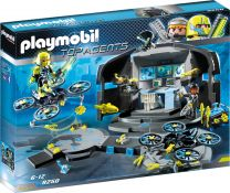 Playmobil Top Agents Dr. Drone's Command Center