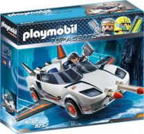 Playmobil Top Agents Agent P.'s Spy Racer