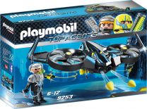 Playmobil Top Agents Mega Drone