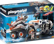 Playmobil Top Agents Spy Team Battle Truck