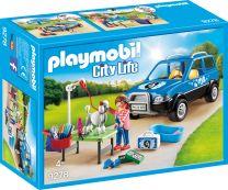 Playmobil City Life Mobiler Hundesalon