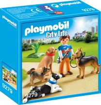 Playmobil City Life Hundetrainer