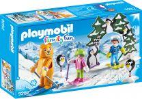 Playmobil Family Fun Skischule