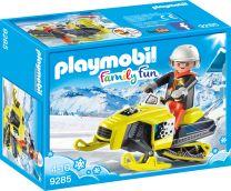 Playmobil Family Fun Schneemobil