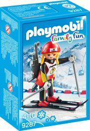 Playmobil Family Fun Biathletin