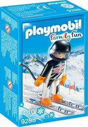 Playmobil Family Fun Skirennläufer