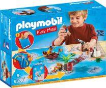 Playmobil Pirates Play Map