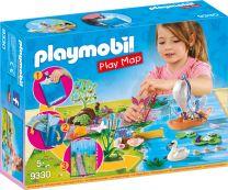 Playmobil Fairies Play Map Feenland