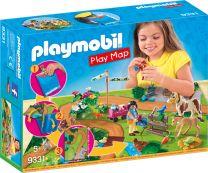 Playmobil Country Play Map Ponyausflug