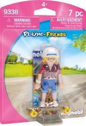 Playmobil Playmo-Friends Teenie mit Longboard