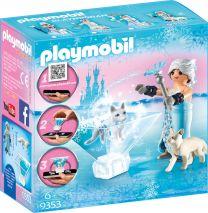 Playmobil Magic Prinzessin Winterblüte