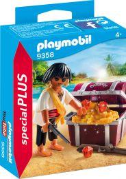Playmobil Special Plus Pirat mit Schatzkiste