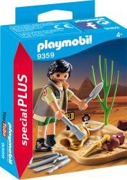 Playmobil Special Plus Archäologische Ausgrabung