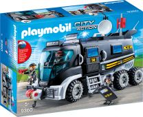 Playmobil City Action SEK-Truck mit Licht und Sound