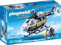 Playmobil City Action SEK-Helikopter