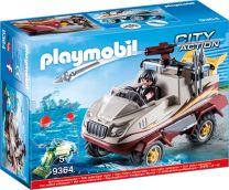 Playmobil City Action Amphibienfahrzeug