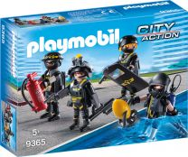 Playmobil City Action SEK-Team