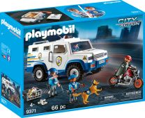 Playmobil City Action Geldtransporter