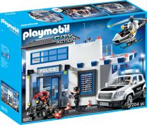 Playmobil City Action Polizeistation