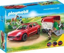 Playmobil City Life Porsche Macan GTS
