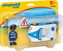 Playmobil 1.2.3 Polizeiauto