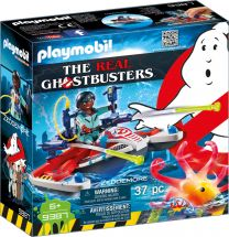 Playmobil The Real Ghostbusters Zeddemore mit Aqua Scooter