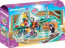 Playmobil City Life Bike & Skate Shop
