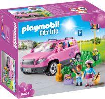 Playmobil City Life Familien-PKW mit Parkbucht