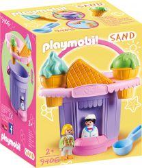 """Playmobil Sand Sandeimerchen """"Eisdiele"""""""