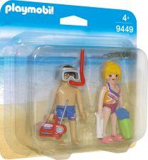 Playmobil DuoPack Strandurlauber