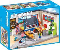 Playmobil City Life Klassenzimmer Geschichtsunterricht