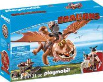 Playmobil Dragons Fischbein und Fleischklops