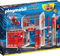 Plymobil City Action Große Feuerwache