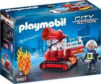 Playmobil City Action Feuerwehr-Löschroboter