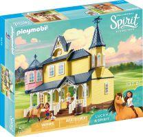 Playmobil Spirit Lucky's glückliches Zuhause