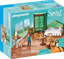 Playmobil Spirit Lucky's Schlafzimmer
