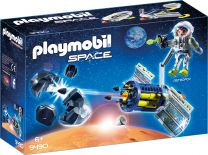 Playmobil Space Meteoriden-Zerstörer