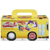 Hasbro Play-Doh Super Farbenset BTS (20er Pack)