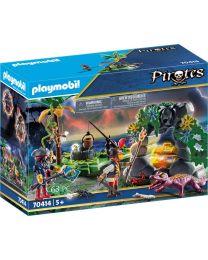 Playmobil Piraten-Schatzversteck