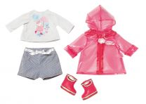 Zapf Creation Baby Annabell Deluxe Set Regenspaß