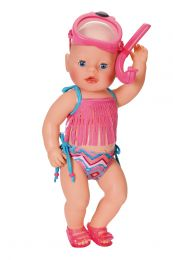 Zapf Creation Baby Born Play & Fun Deluxe Schwimm-Set