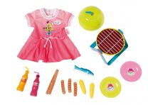 Zapf Creation Baby Born Play & Fun Grillspaß-Set