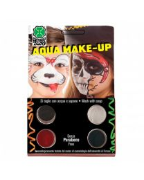 "Aqua Make-Up ""Pirat/Katze"""