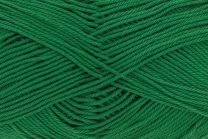 Gründl Wolle Cotton Quick Uni Nr.114 Dunkelgrün