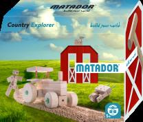 Matador Country Explorer (42 Teile)