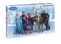Disney Frozen Adventskalender (inkl. 3D-Figuren)