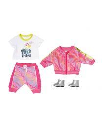 Zapf Creation Baby Born Deluxe Trendiges Pink-Set (43cm)